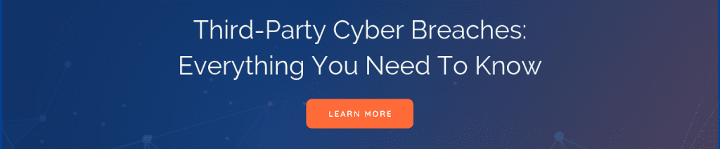 third-party cyber breaches