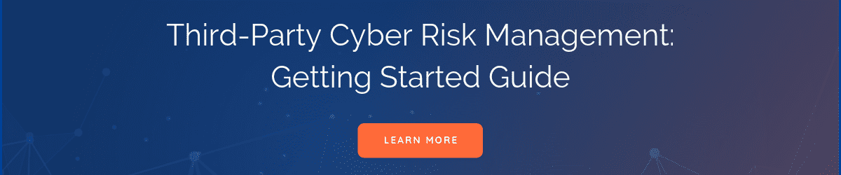 third-party cyber risk management guide TPCRM