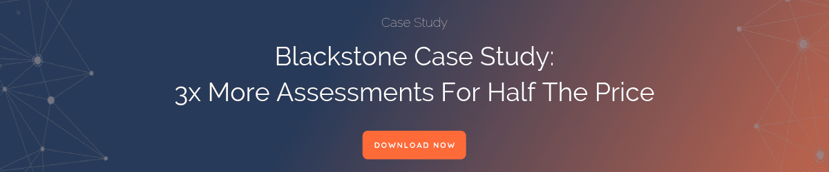 Blackstone Case Study third party cyber risk management TPCRM