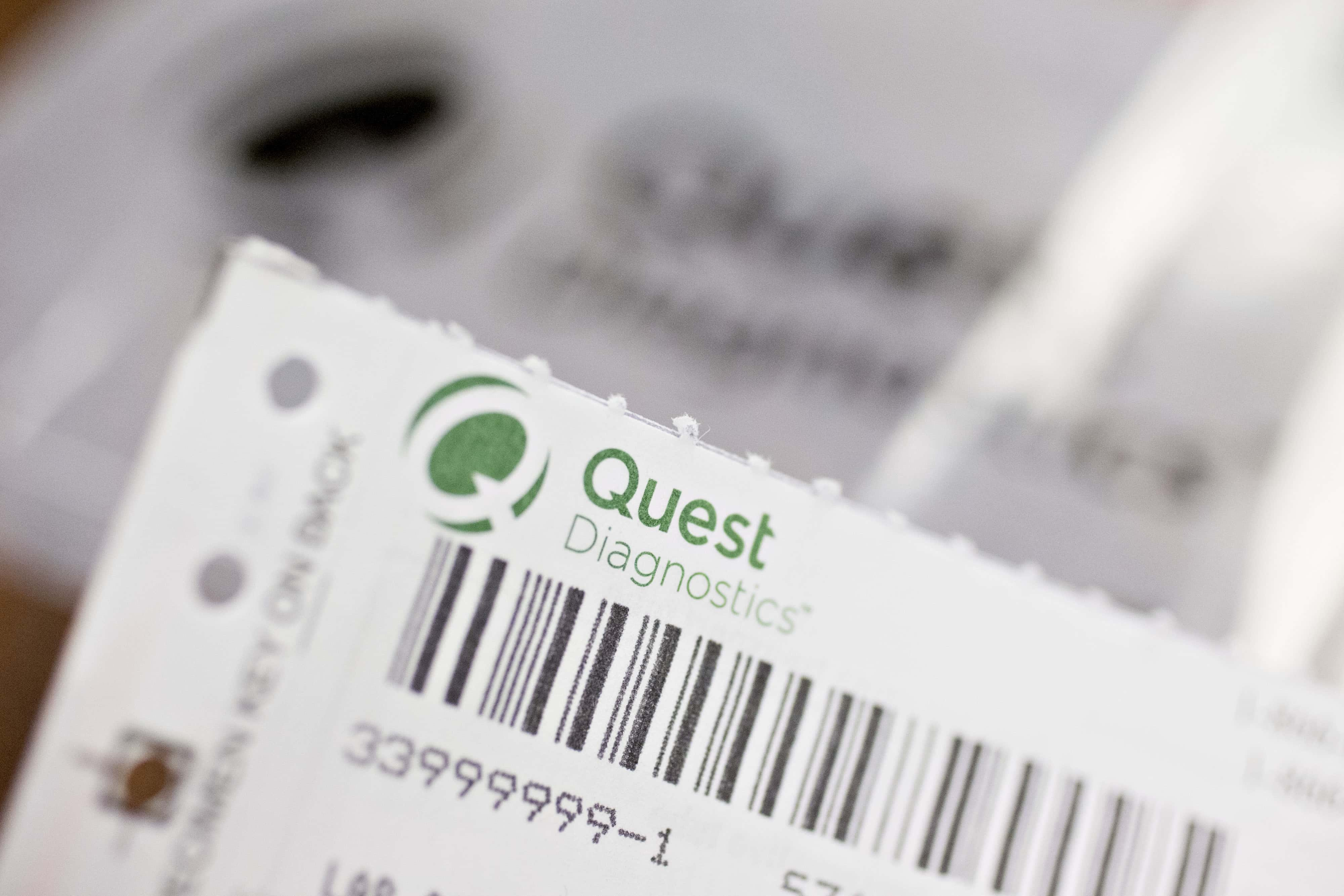 Image result for quest diagnostics breach